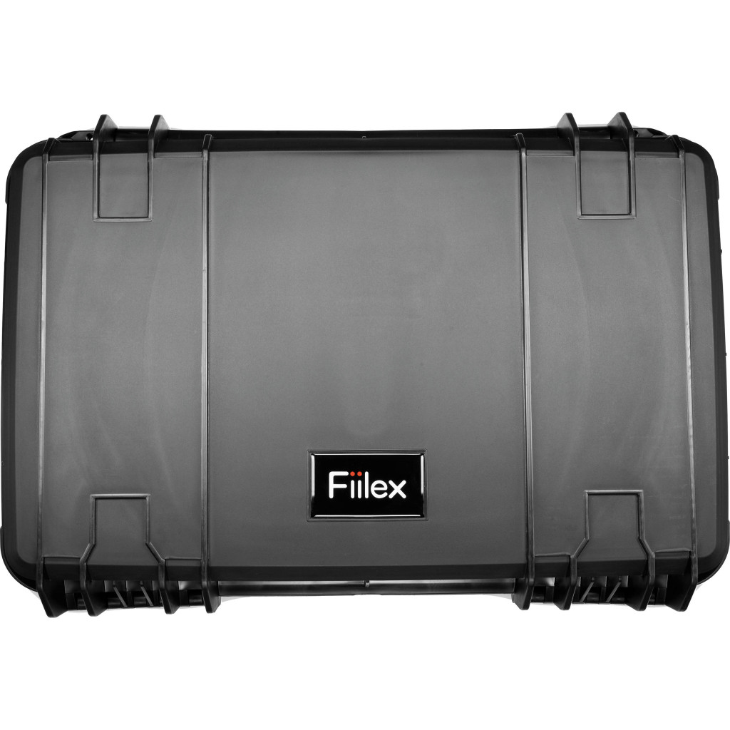 fiilex 301 3 light p360 led kit video gear film case equipment photo