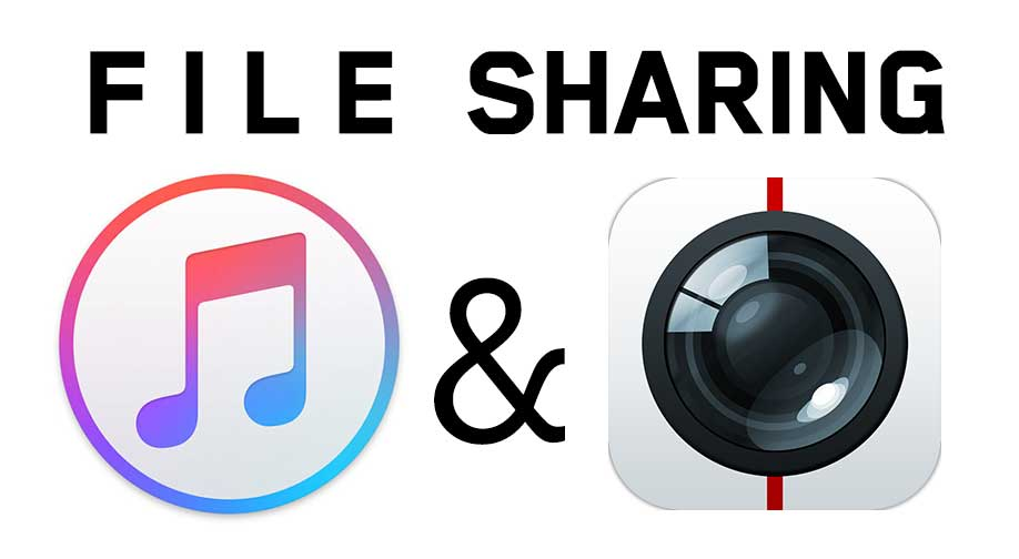 file sharing itunes filmakr app