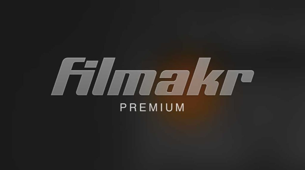 filmakr premium business interface in app purchase logo store pro features ui ux image