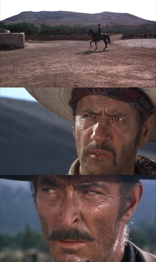 good bad ugly hair in gate check film tuco ramirez lee van cleef eli wallach cowboy spaghetti western photo