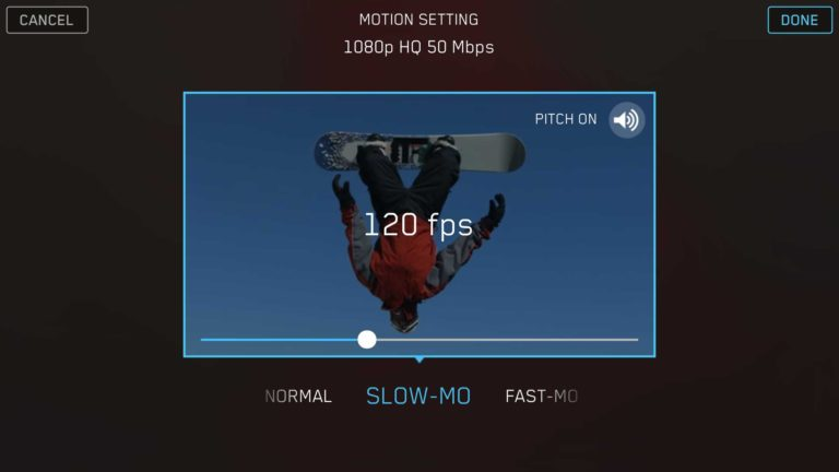 RESULT: MOTION OPTIONS