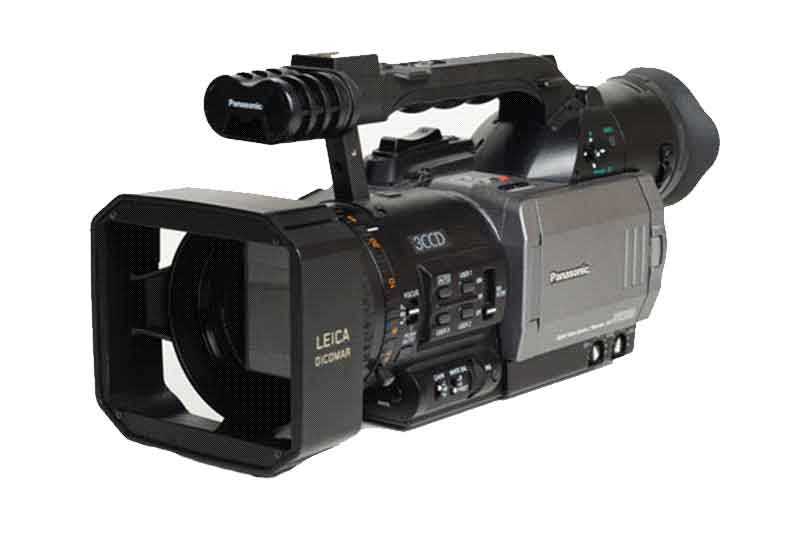 panasonic dvx-100 digital video camera prosumer mini dv filmakr iphone interface ui ux best video app photo