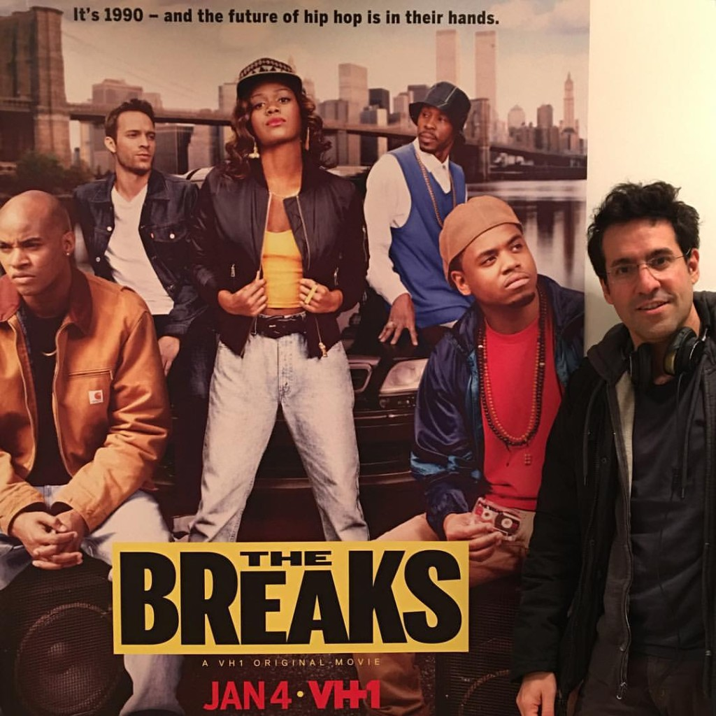 vh1 the breaks filmakr george spyros digital iphone cinematograpy tv movie television promo hip hop photo