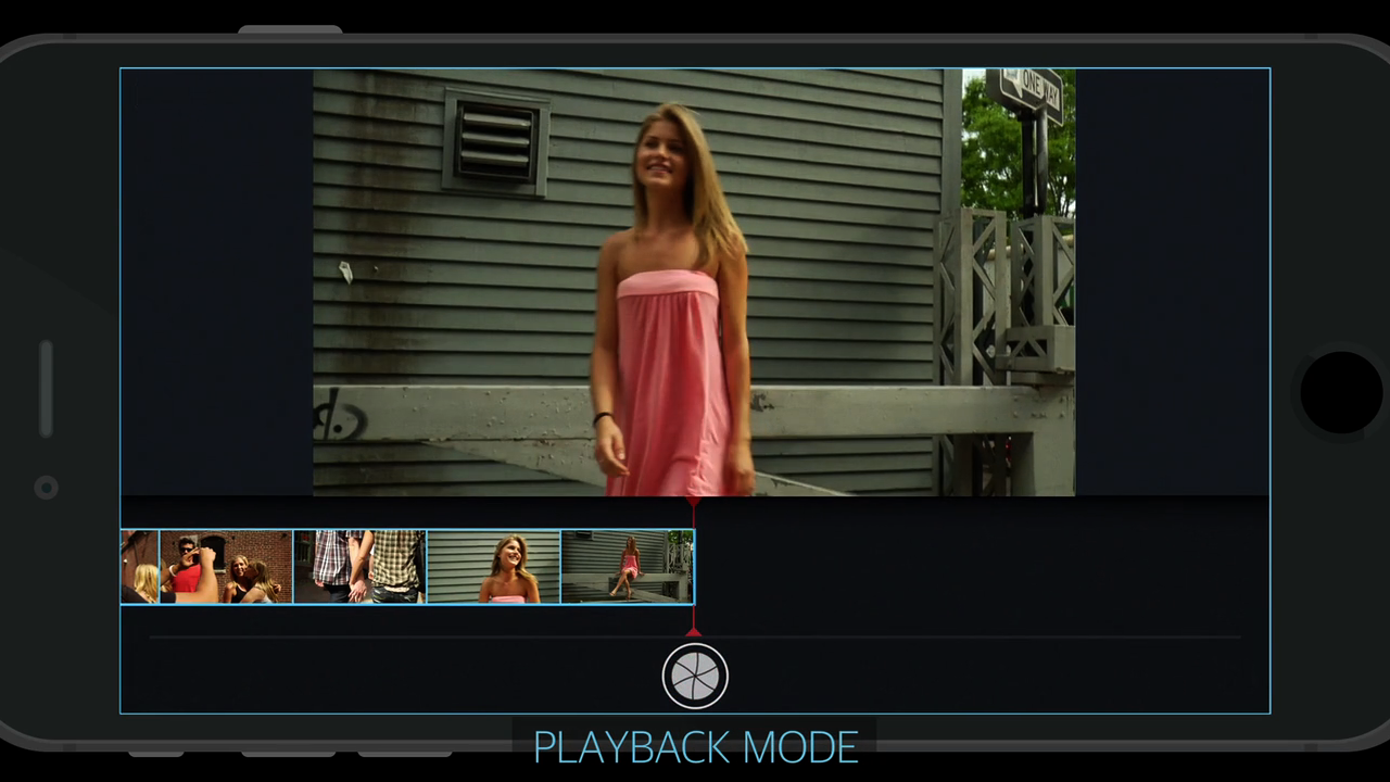 video app iphone video mobile video imovie preview filmakr all-in